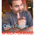 Africa Forward with Cyrus Farivar