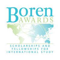 Boren Award logo