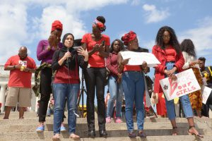 Bring Back our Girls Rally