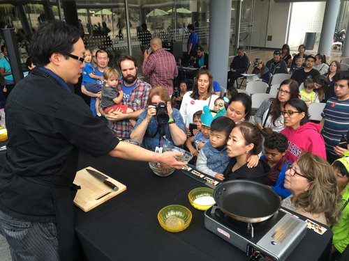 Swarm to Table: New Frontiers in Insect Cuisine @ 1227 Engineering Hall